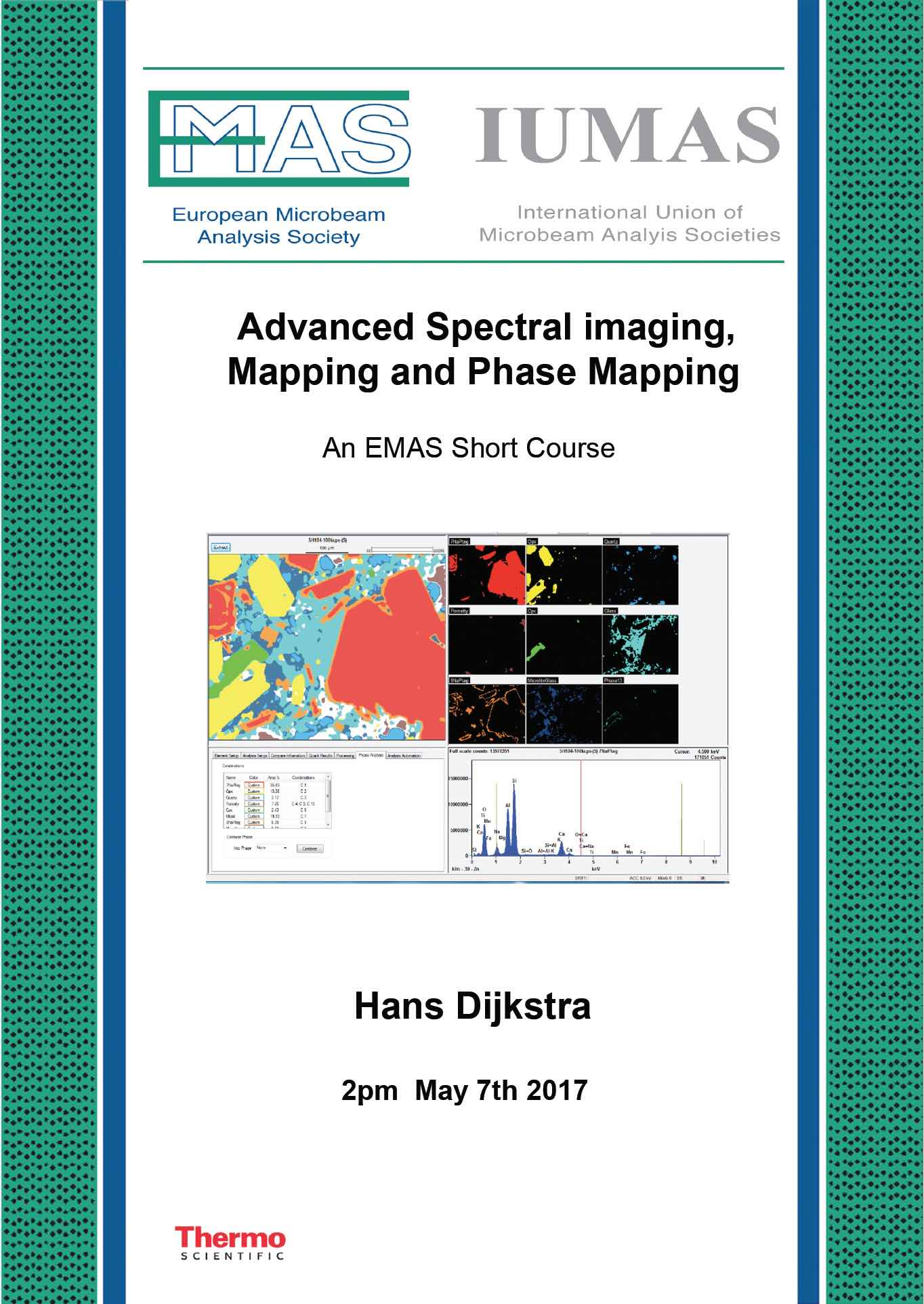SI and Phase Mapping   2017